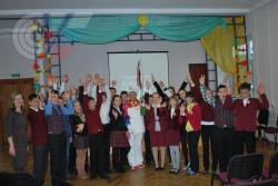 Олимпийские уроки в Санкт-Петербурге